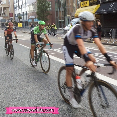 Sew White Ride London 100 Classic 6