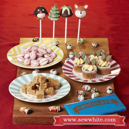Sew White Christmas 2014 food and drink 16 sweet treats
