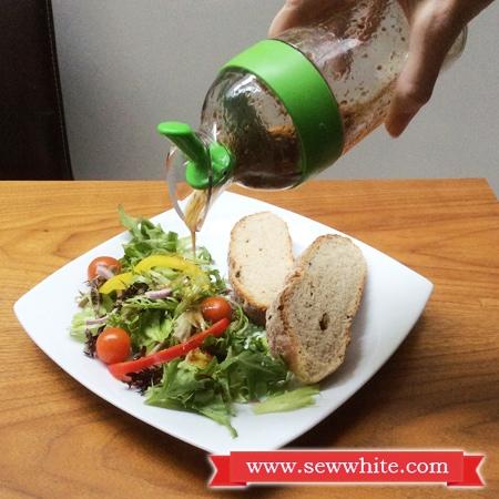 Sew White Oxo Good Grips Valentine's Day dinner 3