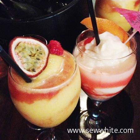 Sew White Suburban Cocktails Wimbledon Review 6