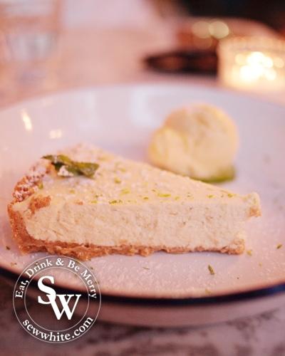 Sew White Burger Shack The Loft Wimbledon review 4