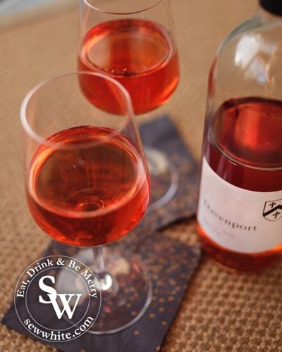 Sew White sewwhite Organic Wine Club British Summer Wines 3