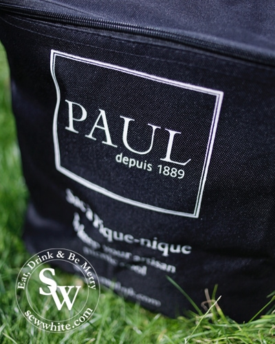 Sew White sewwhite Paul Bakery picnic 2