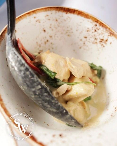 Patara cookery day with Thai Top chef Tam Wimbledon Sew white 12