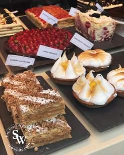 Leto Kings road review sew white cakes 5