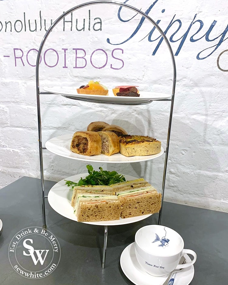 Mother's Day Afternoon Tea at Whittard of Chelsea