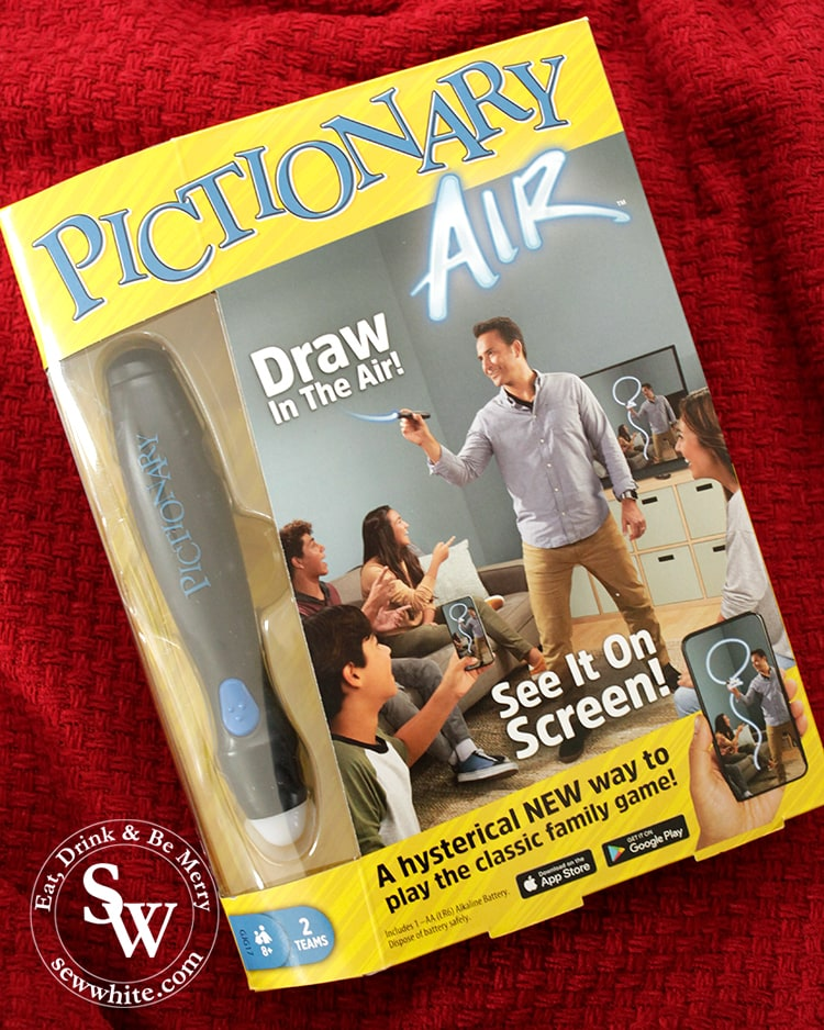 Pictionary Air from Elys Wimbledon in the Top 5 Gifts for a Family Christmas 2019