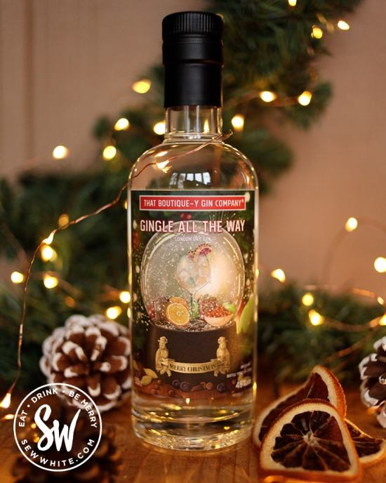 That Boutique-y gin company gingle all the way gin in the drink gift guide