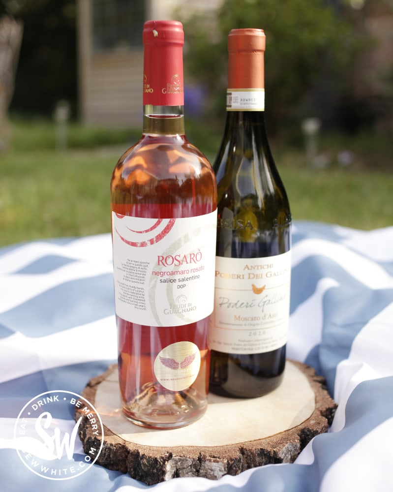 rosaro rosé wine from independent wines in the best picnic accessories round up