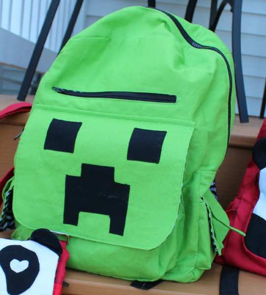 Minecraft Down to Dusk Backpack