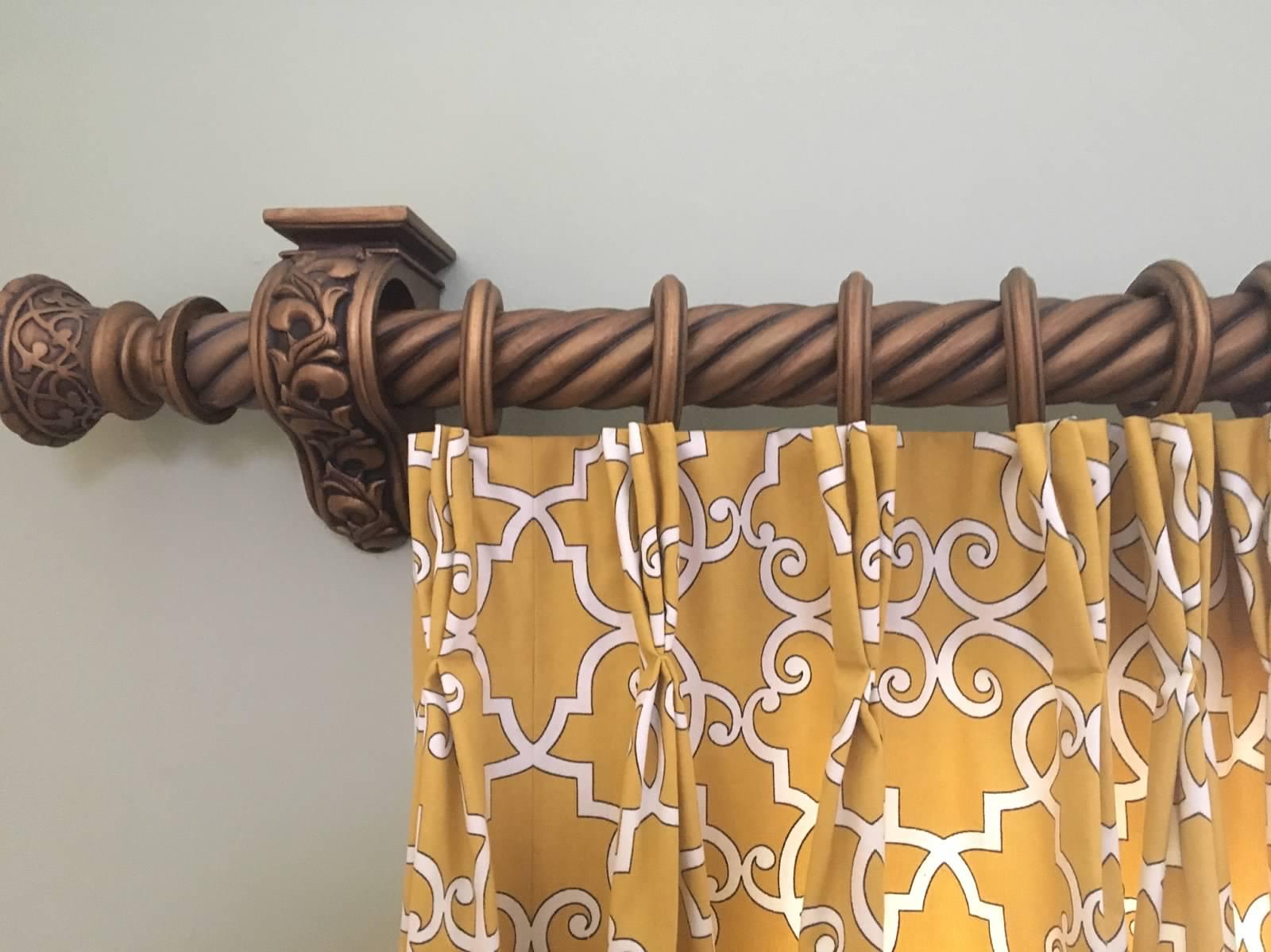 DIY Custom Curtains & Draperies