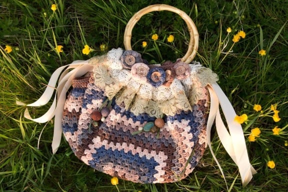 Fat Bottom Bag Crochet Pattern Free
