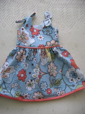 free_newborn_dress_pattern