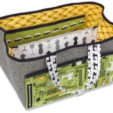 sewing caddy organizer