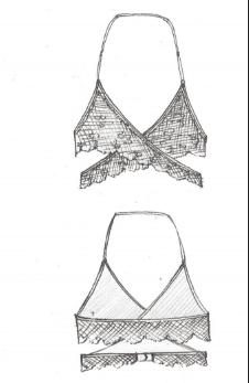 free bra pattern sierra