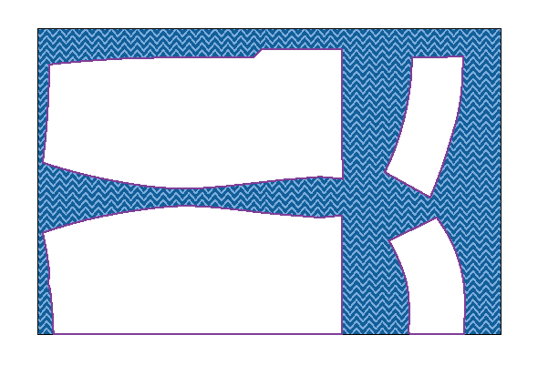 pencil skirt cutting layout