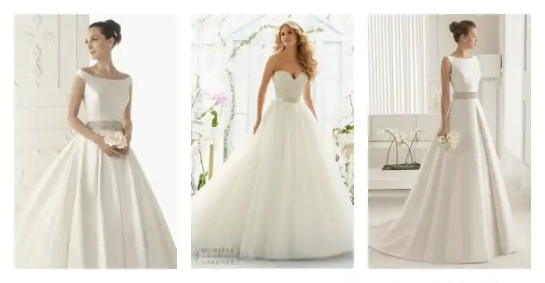 FREE Wedding Dress Sewing Patterns My Handmade Space Stunning Wedding Gown Patterns