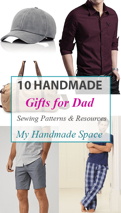 11 Handmade Gifts for Dad