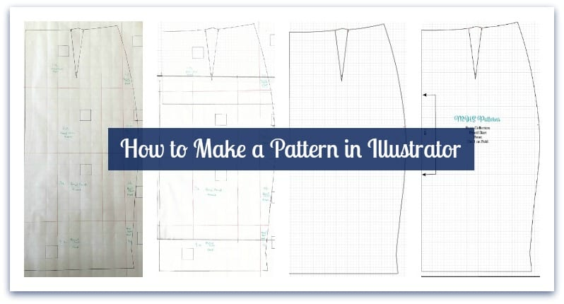 pattern making archives my handmade space