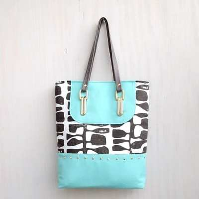 Tiffany Tote Sewing Pattern