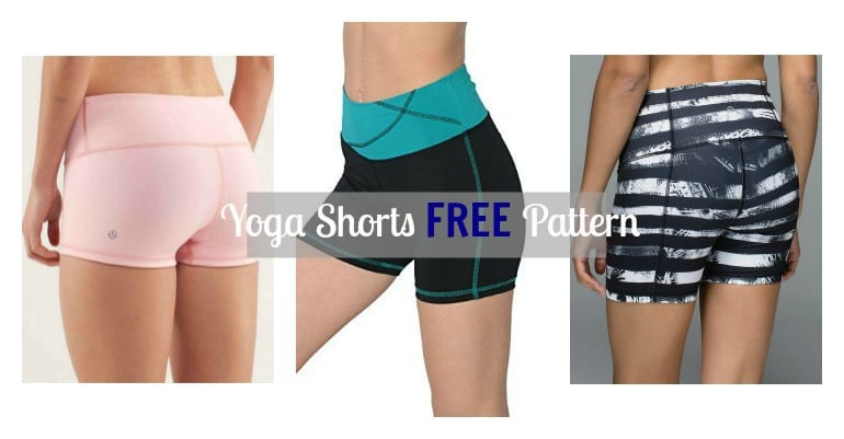 Yoga Pants Pattern FREE