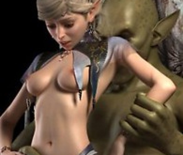 Fantasy Sex With Elves