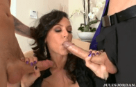 Jules Jordan – Kendra Lust Hot Threesome