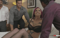 ANNA BELL PEAKS DP SQUIRT