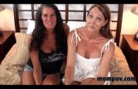 Mom POV – Shawna Memphis Threesome