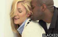 Blacked – 2 Big Black Dicks for Rich White Girl – Emily Kae