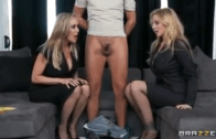Brazzers – Brandi Love and Julia Ann