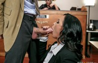 ZZ COURTHOUSE: PART TWO – NIKKI BENZ – BRAZZERS