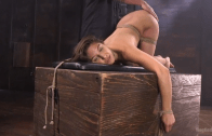 Hogtied Kink – Abella Danger Submits in her Most Brutal Shoot