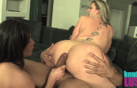 Pornstar Platinum – Kendra Lust & Sara Jay – Threesome MILF