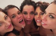 Jules Jordan – Adrina Chechik, Aidra Fox, Dani Daniels, Karlee Grey & Peta Jensen – Orgy Masters Sex Party