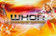 Whor: Godess of Thunder, A Digital Playground XXX Parody Part 1