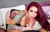 MONIQUE ALEXANDER & ALEC KNIGHT – HOUSEWIFE 1 & 1