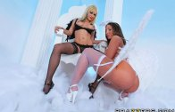 THE BACKDOOR TO LIMBO – KELLY DIVINE, LEA LEXIS – BRAZZERS