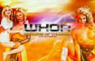 Phoenix Marie & Piper Perri – Whor: Goddess of Thunder, A DP XXX Parody Part 2