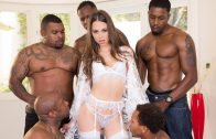 Jules Jordan – Riley Reid Interracial Gangbang! No Holes Barred!