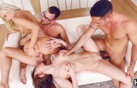 EuroSexParties – Lola, Molly OQuinn – Wash Me