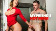 My Friend's Hot Mom – Cherie DeVille Fucks Young Cock