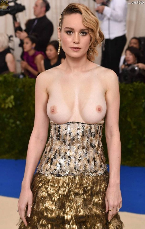 Brie Larson naked 7 - Brie Larson Nude Fake Sex Porn Images