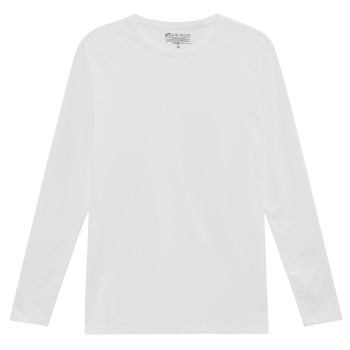 Bread and Boxers Long Sleeve Crew Neck
