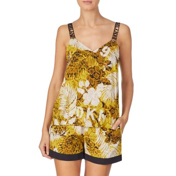 DKNY Rooftop Ready Tank and Boxer Set