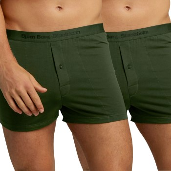 Björn Borg 2-pack Solid Loose Boxer