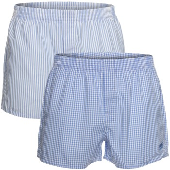 BOSS Woven Boxer Shorts With Hidden Fly 2-pack
