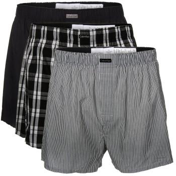 Calvin Klein 3-pack Woven Boxers