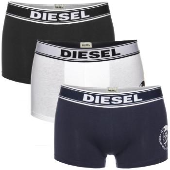 Diesel Kalsonger 3P All Timers Shawn Boxer Trunks Flerfärgad bomull XX-Large Herr