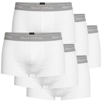 Marc O Polo Cotton Trunks Kalsonger 6P Vit bomull X-Large Herr
